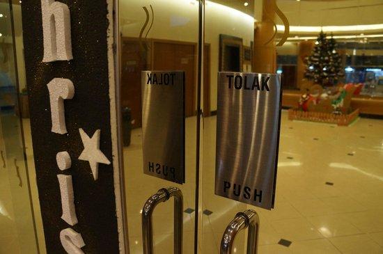 Empress Hotel Sepang: Lobby