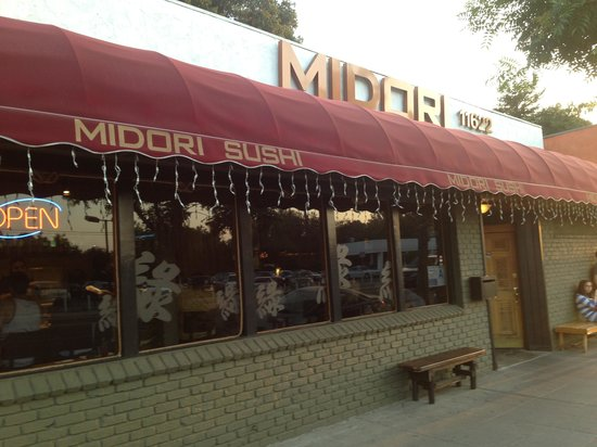 Midori Sushi Restaurant : Street View