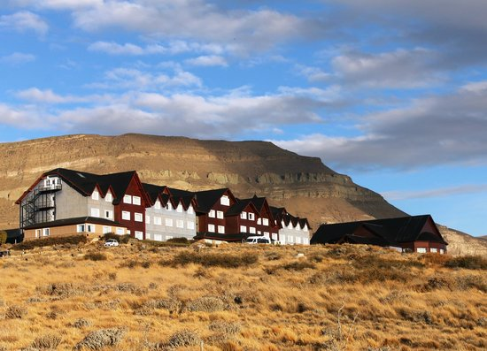 Alto Calafate Hotel Patagonico: vista exterior