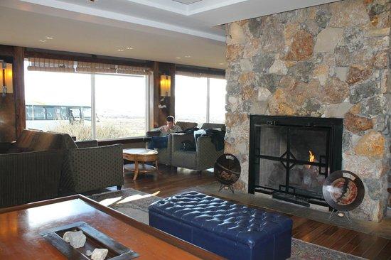 Alto Calafate Hotel Patagonico: lobby