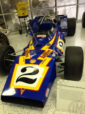 Indianapolis Motor Speedway Museum: Musem of Indy 500 Motorcars