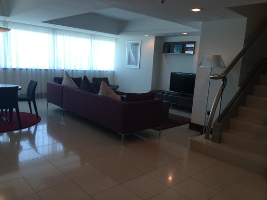 Jumeirah Living World Trade Centre Residence : Excellent