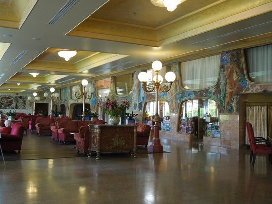 Hilton Giardini Naxos : Hotel Lobby