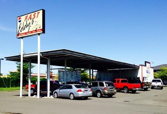 Fast Eddy's: Great Burgers