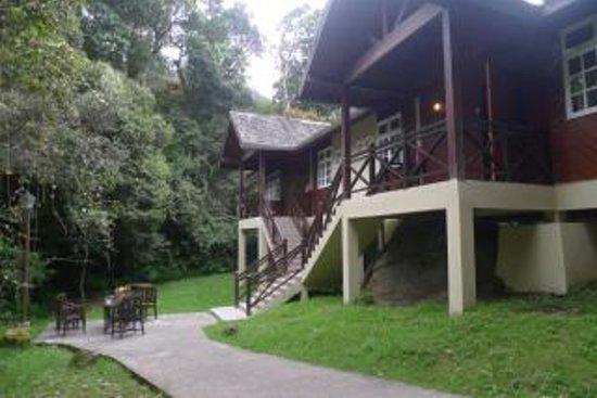 Sutera Sanctuary Lodges: chalets