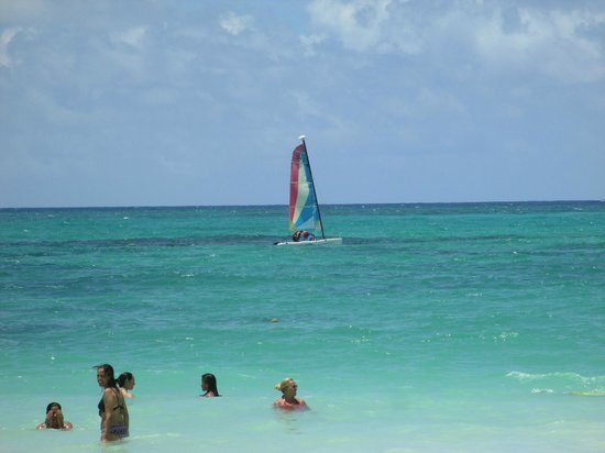 Bavaro Princess All Suites Resort, Spa & Casino: Ocean