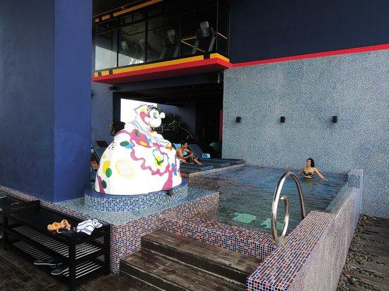 Siam@Siam Design Hotel Bangkok: fitness room