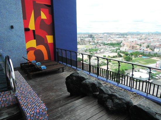 Siam@Siam Design Hotel Bangkok: pool side