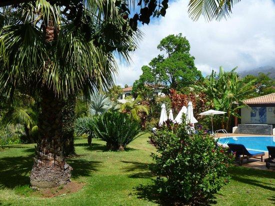 Quinta Jardins do Lago : Typical garden view