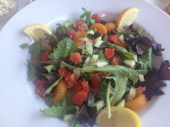 Loruccio's Sicilian Cuisine : House salad