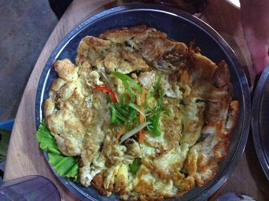 Yee Lin Restaurant: shrimp egg