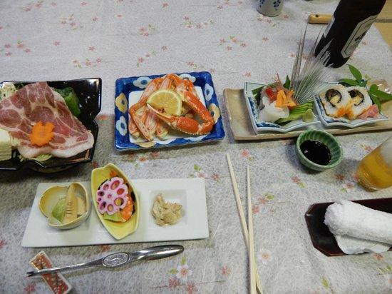 Morizuya: Dinner