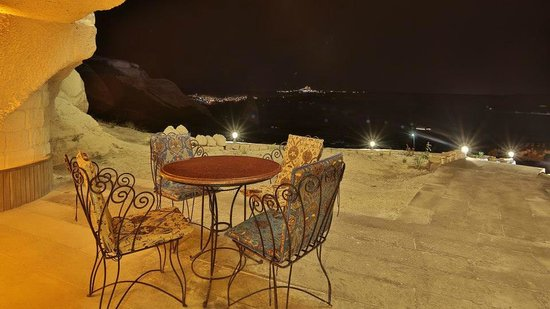 front view - picture of miracle cave hotel, cavusin - tripadvisor