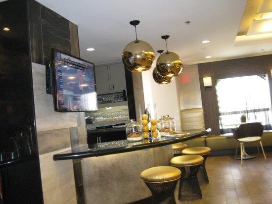 Renaissance Phoenix Downtown Hotel: Conciere Lounge