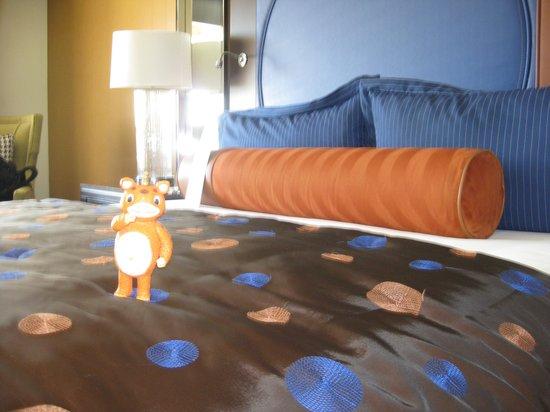 Renaissance Phoenix Downtown Hotel: Comfy Bed