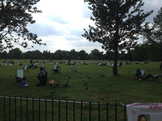 Hyde Park: Гайд-парк
