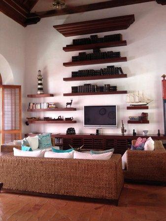 Hotel Quadrifolio : Sala de estar
