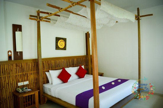Railay Bay Resort & Spa: lindo quarto