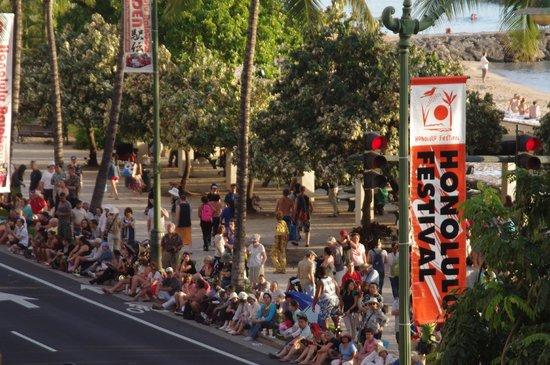 Aston Waikiki Circle Hotel: Honolulu Festival