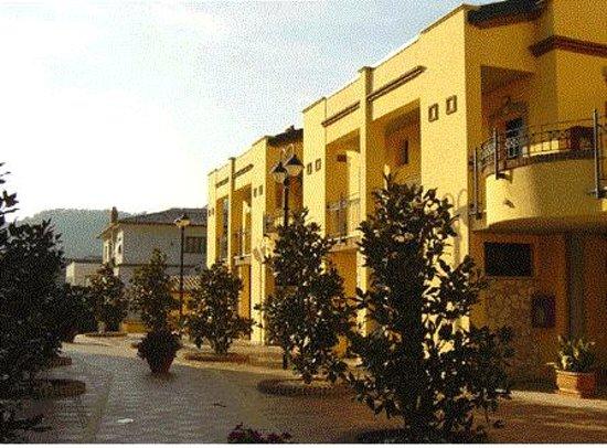 Ristorante Hotel Rossi: Hotel Rossi