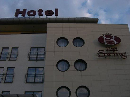 Hotel Swing : ホテル外観
