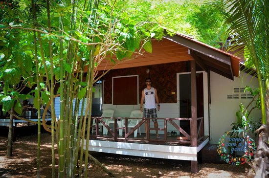 Milky Bay Resort: Uma graça