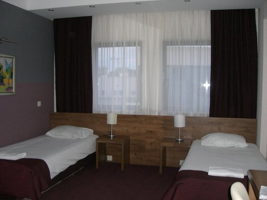 Hotel Swing : ツインの部屋