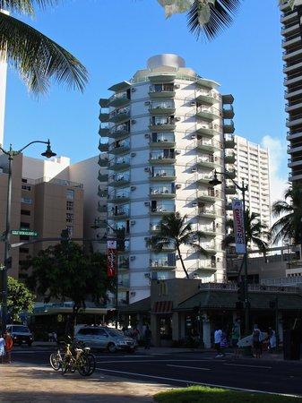 Aston Waikiki Circle Hotel: Aston Circle Waikiki Beach