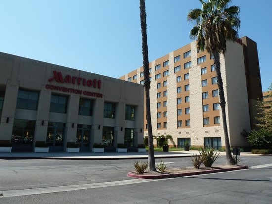 Los Angeles Marriott Burbank Airport: Convention Center