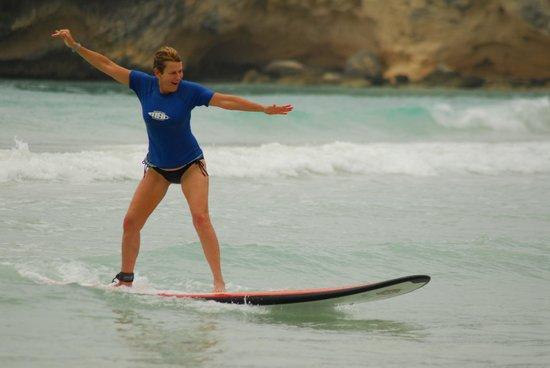 Macao Surf Camp: Surf's up!
