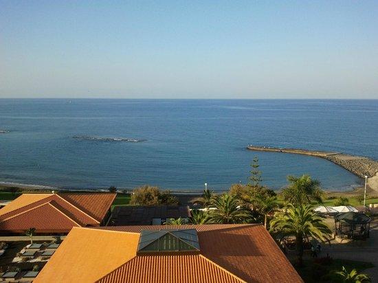 Iberostar Anthelia: Вид на океан