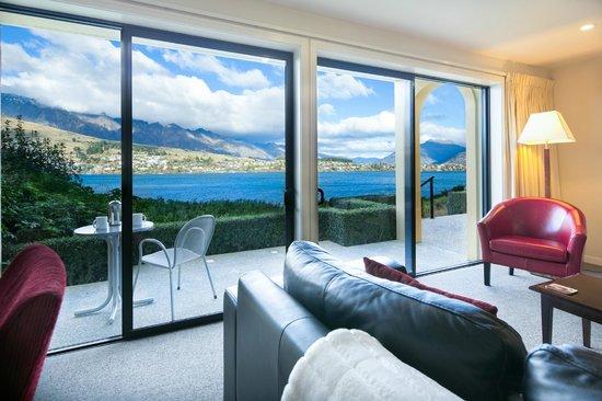 Villa Del Lago: View from 1 bedroom suite