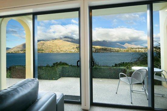 Villa Del Lago : View from 1 bedroom suites