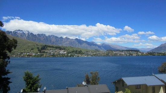 Villa Del Lago: View from 1 bedroom suites