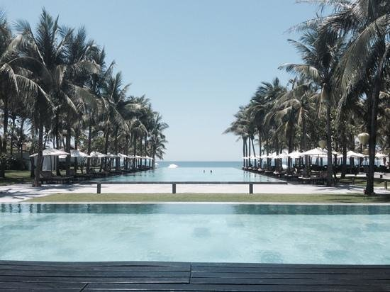 Four Seasons Resort The Nam Hai, Hoi An: one of the spectacular pools