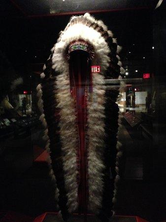 National Cowboy & Western Heritage Museum - Full Headdress