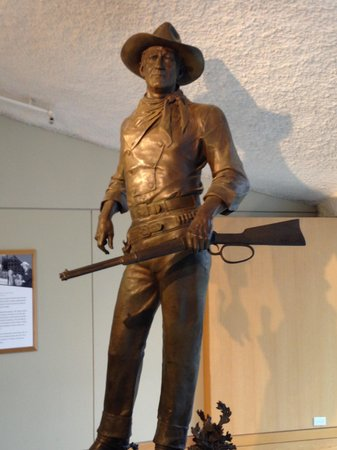National Cowboy & Western Heritage Museum - John Wayne