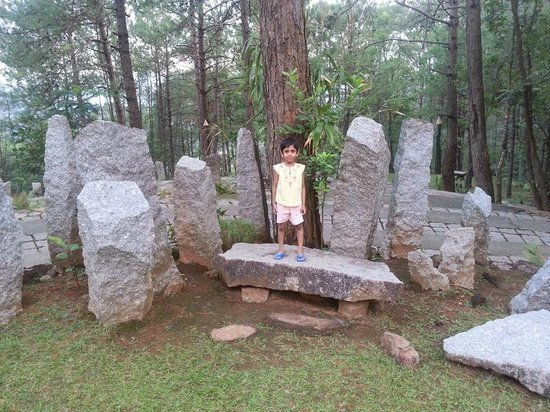 Ri Kynjai : Resort play area...