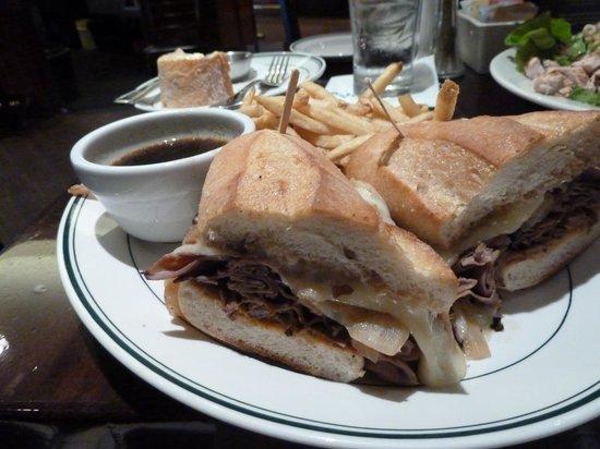 Daily Grill - Burbank Marriott Hotel: Sandwich