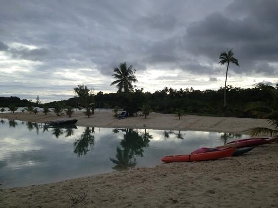 Aquana Beach Resort: View of the water