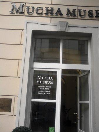 Mucha-Museum: ミュシャ美術館1