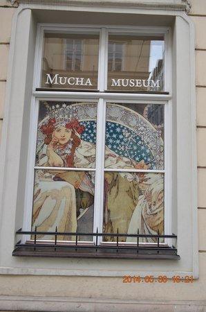 Mucha-Museum: ミュシャ美術館2