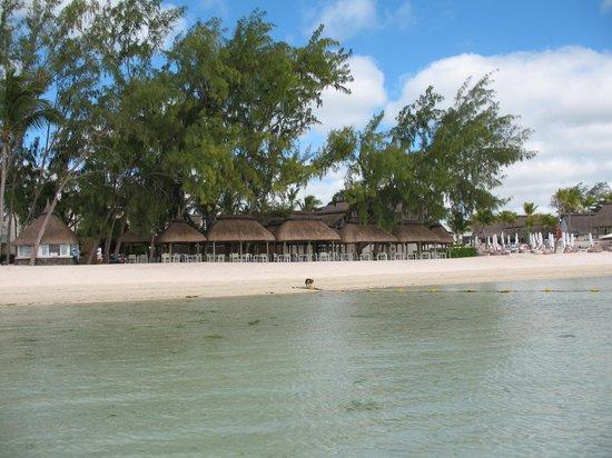 Ambre Resort & Spa : ristorante sulla spiaggia