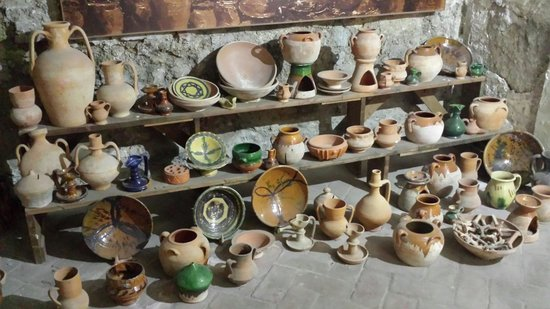 Alcazaba (fort) : Töpfereimuseum
