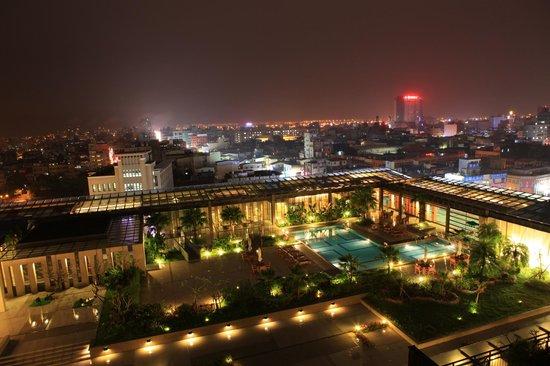 Silks Place Yilan: 房間夜景-1
