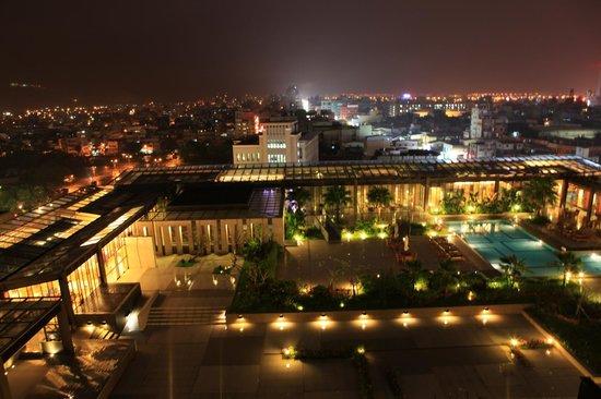 Silks Place Yilan: 房間夜景-2