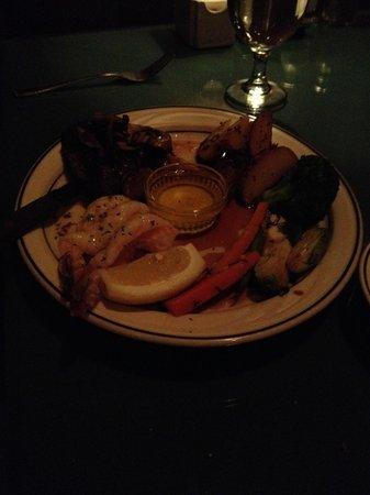 Blue Ridge Inn: Steak and Shrimp