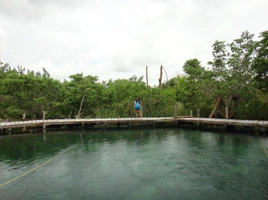 Yalahau Lagoon : Laguna