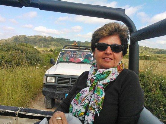 Jeep Safari Menorca : Giugno 2014