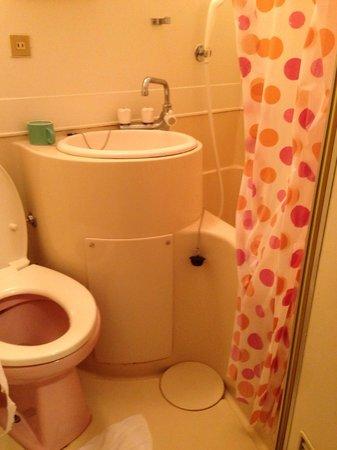 For Leaves Inn Uehonmachi: Bathroom
